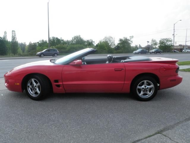 1998 pontiac firebird 5 speed cambridge ontario used. Black Bedroom Furniture Sets. Home Design Ideas
