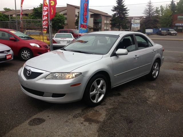 2004 mazda mazda6 gs scarborough ontario used car for sale. Black Bedroom Furniture Sets. Home Design Ideas