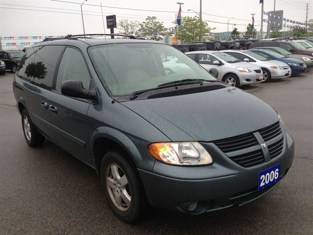 2006 dodge grand caravan sxt leather power sliding doors power. Cars Review. Best American Auto & Cars Review