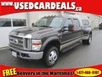 2008 Ford F-350 Xlt 4x4 6.4L V8 Crew Htd Lthr Sunroof in Saint John, New Brunswick