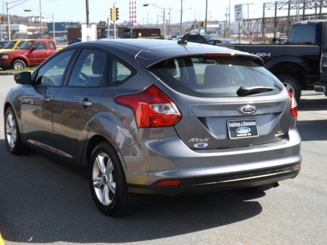 2013 ford focus se 4dr hatchback dartmouth nova scotia used car for sale. Black Bedroom Furniture Sets. Home Design Ideas