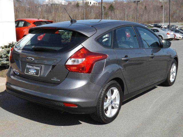 2013 ford focus se 4dr hatchback dartmouth nova scotia used car for. Cars Review. Best American Auto & Cars Review