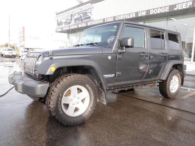 2010 jeep wrangler unlimited sport brampton ontario used car for. Cars Review. Best American Auto & Cars Review