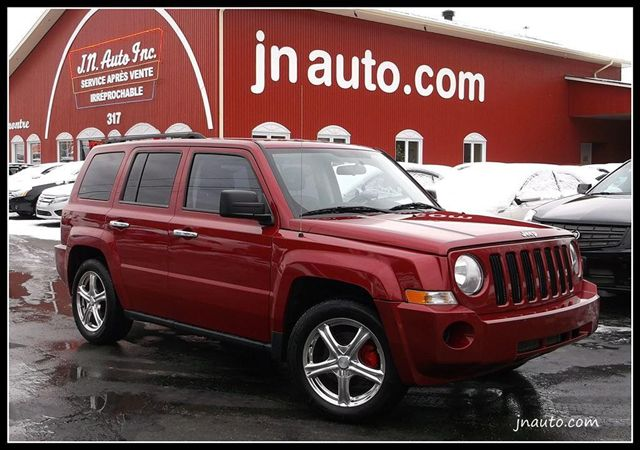 Jeep Patriot 2009