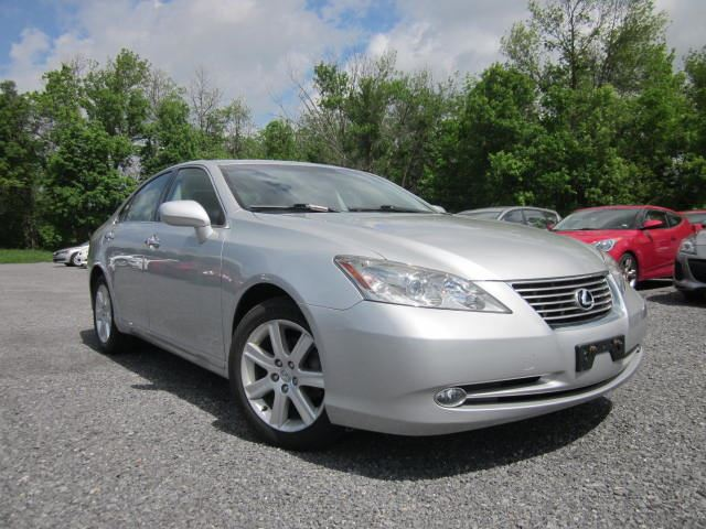 2008 lexus es 350 htd leather roof just 84k silver. Black Bedroom Furniture Sets. Home Design Ideas