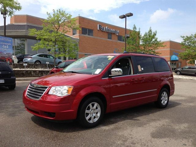 2010 chrysler town and country touring mississauga ontario used car. Cars Review. Best American Auto & Cars Review