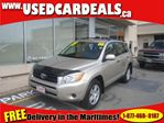 2008 Toyota RAV4 4X4 Auto Air Fully Equipped Cruise in Saint John, New Brunswick