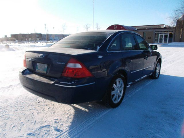 2005 ford five hundred limited winnipeg manitoba used. Black Bedroom Furniture Sets. Home Design Ideas
