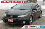 2010 Kia Forte Koup 2.4L SX   Sunroof + Leather + CERTIFIED in Kitchener, Ontario
