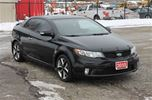 2010 Kia Forte Koup 2.4L SX   Sunroof + Leather + CERTIFIED in Kitchener, Ontario image 2