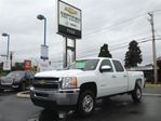 2012 Chevrolet Silverado 2500  LT in Campbell River, British Columbia
