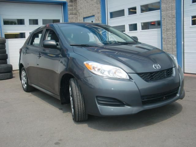 2010 Toyota Matrix S Related Infomation Specifications