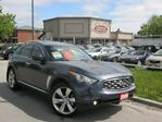 2009 Infiniti FX50 TECH PKG NAVIGATION  ALL AROUND VIEW CAMERAS in Scarborough, Ontario