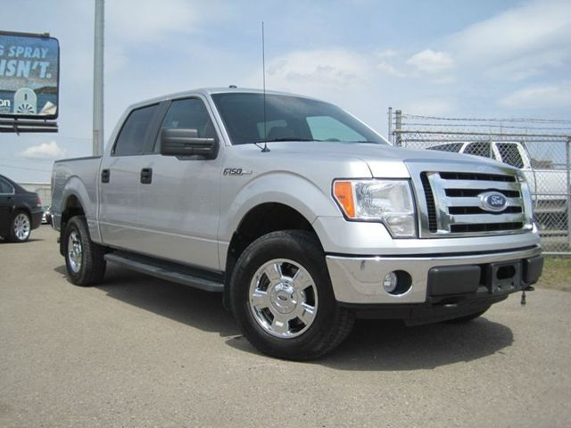 2010 ford f 150 xlt calgary alberta used car for sale. Black Bedroom Furniture Sets. Home Design Ideas