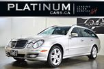 2009 Mercedes-Benz E-Class E350 4 MATIC/ NAVIGATION/ 7 PASSENGER/ PREMIUM in North York, Ontario