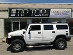 2006 HUMMER H2 Leather, Sunroof, Navigation, LOADED!!!! in Bowmanville, Ontario