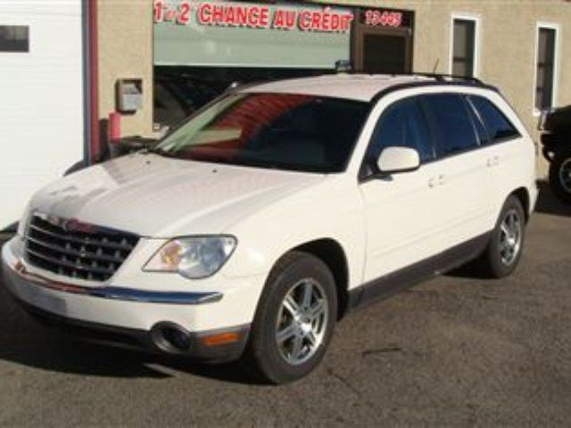 2007 chrysler pacifica touring mirabel quebec used car for sale. Cars Review. Best American Auto & Cars Review