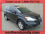 2010 Honda CR-V EX-L NAVI (Navigation System, Leather Package) in North Bay, Ontario