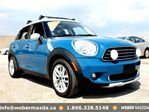 2011 MINI Cooper Countryman Htd Leather, A/C, Excellent Condition in Edmonton, Alberta