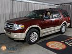 2010 Ford Expedition Eddie Bauer 4dr 4x4 w/ Leather, 7 seater in Edmonton, Alberta