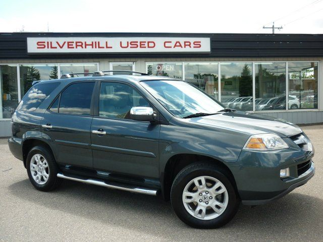 2006 acura mdx base 4dr 4x4 calgary alberta used car. Black Bedroom Furniture Sets. Home Design Ideas