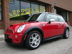 2005 MINI Cooper COOPER S MANUAL 78K in Woodbridge, Ontario