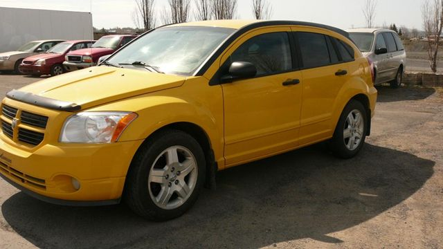 2007 dodge caliber sxt mont joli quebec used car for sale. Cars Review. Best American Auto & Cars Review