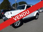 2013 Jeep Wrangler Unlimited Sahara  **vendu** in Plessisville, Quebec