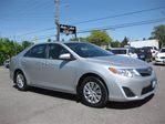 2012 Toyota Camry ONLY 36K! NOT A MIS-PRINT! LE MODEL in Scarborough, Ontario