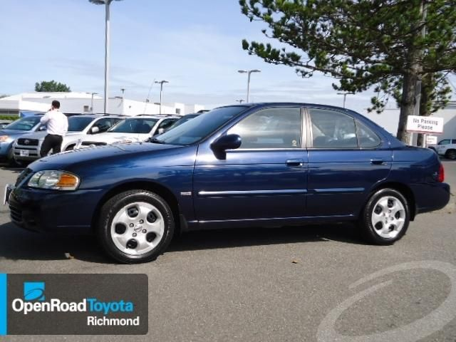 2006 nissan sentra 1 8 special edition richmond british columbia used car for sale. Black Bedroom Furniture Sets. Home Design Ideas