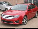 2012 Ford Fusion SEL, AWD, LEATHER, SUNROOF in Edmonton, Alberta