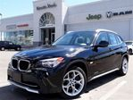 2012 BMW X1 Xdrive28i!Pana Sunroof!KEYLESS GO!Clean Carproof!10/10! in Thornhill, Ontario