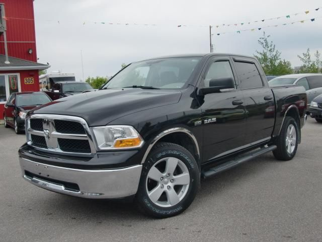 Ram 1500 Running Boards >> 2009 Dodge RAM 1500 SLT 4x4 - Orillia, Ontario Used Car ...