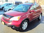 2007 Honda CR-V EX-L NAVIGATION LEATHER SUNROOF BACKUP CAMERA  in Ottawa, Ontario
