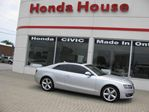 2011 Audi A5 A5 Premium Plus Chatham 1 Owner in Chatham, Ontario