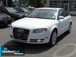 2007 Audi A4 2.0T in Vancouver, British Columbia