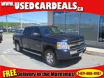 2010 Chevrolet Silverado 1500 Lt 5.3L 4X4 Crew Fully Equipped Alloys in Saint John, New Brunswick