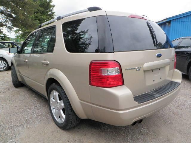 2007 ford freestyle limited barrie ontario used car for. Black Bedroom Furniture Sets. Home Design Ideas