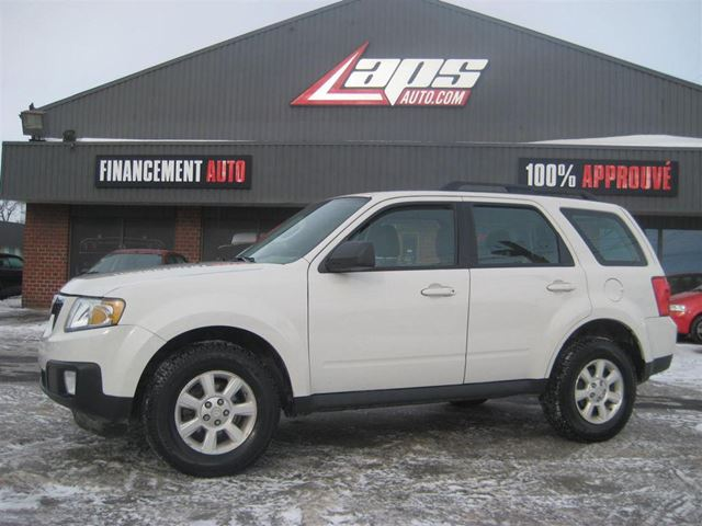 2009 mazda tribute gx i4 financement maison sainte for Auto financement maison