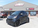 2010 Smart Fortwo BRABUS ÉDITION **CUIR, TOIT, MAG** in Sainte-Catherine, Quebec