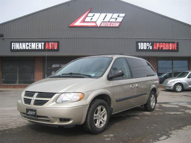 2005 dodge grand caravan base financement maison sainte for Automobile financement maison