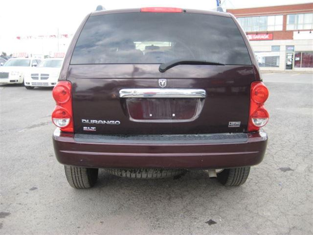 2005 dodge durango slt 7passagers financement maison for Automobile financement maison