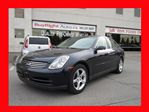 2004 Infiniti G35 LUXURY*AWD*LEATHER AND ROOF* in Vaughan, Ontario