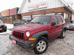 2006 Jeep Liberty CRD - DIESEL! in St Catharines, Ontario