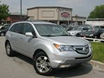 2008 Acura MDX CANADIAN  NO ACCIDENT  FACT.NAVIGATION in Scarborough, Ontario