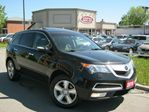 2010 Acura MDX CANANDIAN  DVD  CAMERA in Scarborough, Ontario