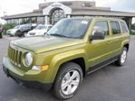 2012 Jeep Patriot SPORT NORTH TIRE PKG MEDIA CENTRE in Hamilton, Ontario