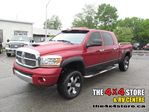 2006 Dodge RAM 1500 LARAMIE 4X4 LEATHER LOADED MOONROOF NAV in Carleton Place, Ontario