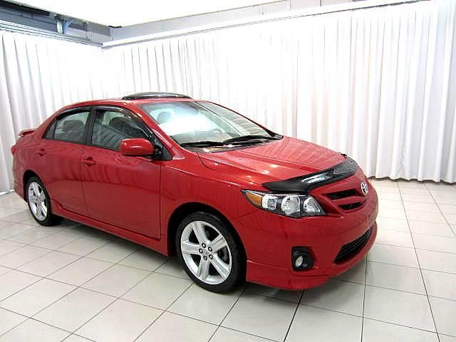2012 toyota corolla xrs sedan halifax nova scotia used car for sale. Black Bedroom Furniture Sets. Home Design Ideas