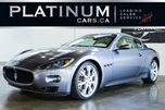 2009 Maserati GranTurismo 4.7 S / F1 / CAMBIO CORSA / 1 OF 300 in North York, Ontario